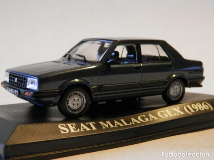 SEAT MALAGA GLX 1986--ALTAYA--1/43 (Juguetes - Coches a Escala 1:43 Otras Marcas)