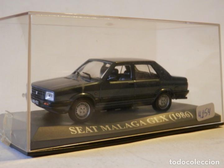 Coches a escala: SEAT MALAGA GLX 1986--ALTAYA--1/43 - Foto 2 - 138165742