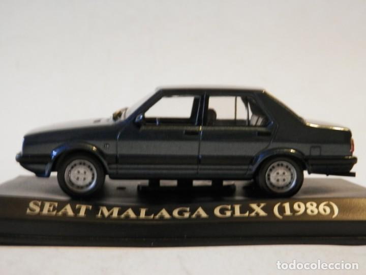 Coches a escala: SEAT MALAGA GLX 1986--ALTAYA--1/43 - Foto 3 - 138165742