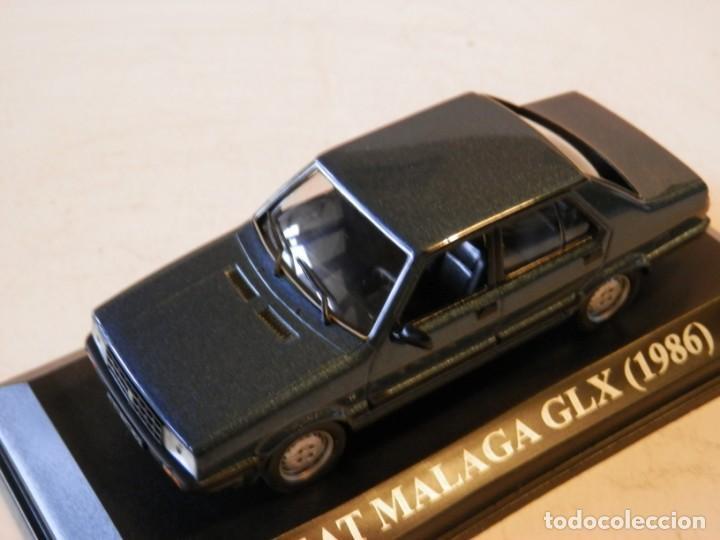 Coches a escala: SEAT MALAGA GLX 1986--ALTAYA--1/43 - Foto 9 - 138165742