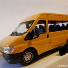 Coches a escala: FORD TRANSIT 1965--1/43--LUGOY. Lote 138592414