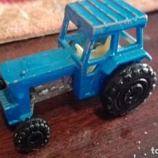 Coches a escala: TRACTOR FORD MATCHBOX. Lote 138941378