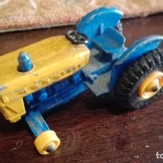 Coches a escala: TRACTOR FORD MATCHBOX. Lote 138941446