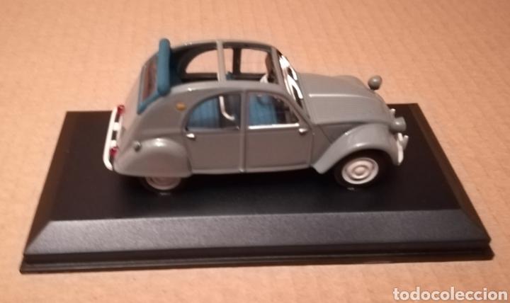 Coches a escala: Coche Citroën 2Cv descapotable - Foto 3 - 139127200
