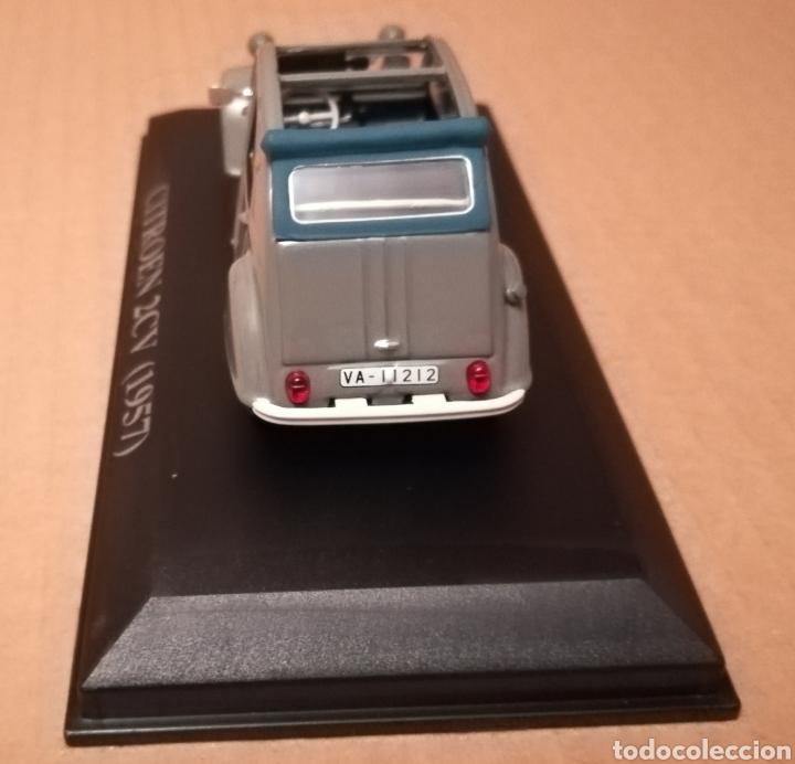Coches a escala: Coche Citroën 2Cv descapotable - Foto 4 - 139127200