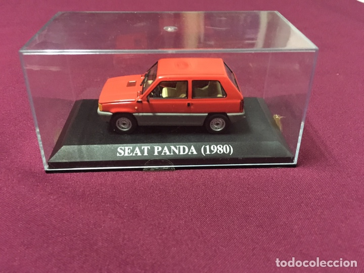 SEAT PANDA 1980 ALTAYA/IXO (Juguetes - Coches a Escala 1:43 Otras Marcas)