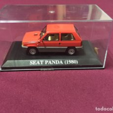 Coches a escala: SEAT PANDA 1980 ALTAYA/IXO. Lote 139239825