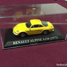 Coches a escala: RENAULT ALPINE A110(1977) ALTAYA/IXO. Lote 139419690