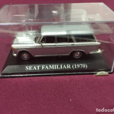Coches a escala: SEAT FAMILIAR (1970) ALTAYA IXO. Lote 139419874