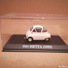 Coches a escala: COCHE ISO ISETTA (1955). Lote 140485810