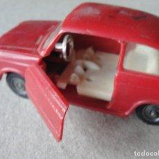 Coches a escala: NACORAL ESPAÑA - SEAT 850 MATRICULA ZARAGOZA - CHIQUI CARS - ENVIO GRATIS. Lote 140506606