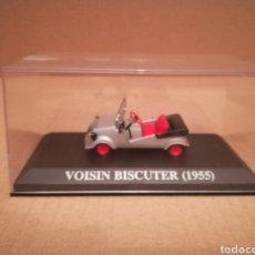 Coches a escala: COCHE BISCUTER (1955). Lote 140536982