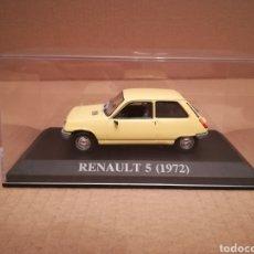 Coches a escala: RENAULT 5 (1972). Lote 140538788