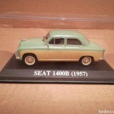 Coches a escala: COCHE SEAT 1400B. Lote 140539217