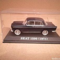 Coches a escala: COCHE SEAT 1500 BIFARO. Lote 140539445