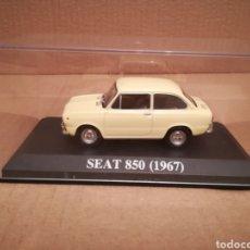 Coches a escala: COCHE SEAT 850. Lote 140545544