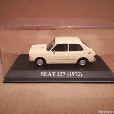 Coches a escala: COCHE SEAT 127. Lote 140546117