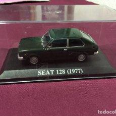 Coches a escala: SEAT 128 (1977) ALTAYA IXO. Lote 140733422