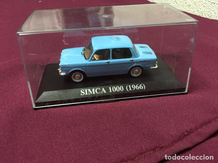 1966 SIMCA 1000 1//43 IXO ALTAYA