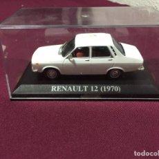 Coches a escala: RENAULT 12 (1970) ALTAYA IXO. Lote 140929074