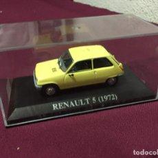 Coches a escala: RENAULT 5 ( 1972) ALTAYA IXO. Lote 140930554