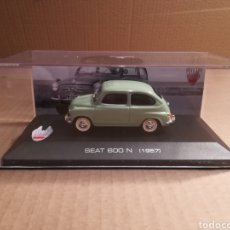 Carros em escala: COCHE SEAT 600 AÑO 1957.. Lote 141468510