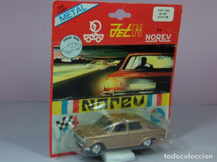 NOREV 1:43 FIAT 1500 Diecast model car