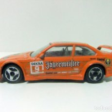 Coches a escala: BMW M3 MOTORSPORT DEKRA JAGERMEISTER - BURAGO BBURAGO ESCALA 1:43 - COCHE MINIATURA AUTOMÓVIL. Lote 143274090