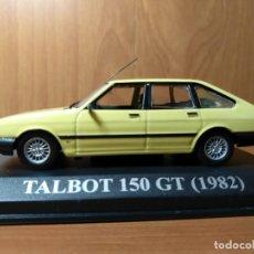 Coches a escala: TALBOT 150 GT, 1982, IXO, ALTAYA, NUEVO, RAREZA . Lote 144168086