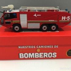 Coches a escala: CAMIÓN DE BOMBEROS SIDES SENTINEL S3X ESCALA 1/43 EDICIÓN LIMITADA. Lote 145108894