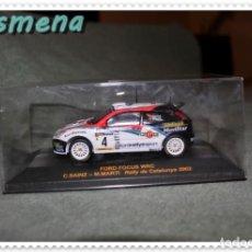 Coches a escala: FORD FOCUS WRC RALLY DE CATALUNYA 2002 VER FOTOS PARA ESTADO. Lote 144393454