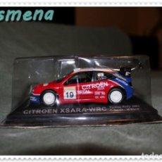Coches a escala: CITROEN XSARA WRC TURKEY RALLY 2003 VER FOTOS PARA ESTADO. Lote 144394406