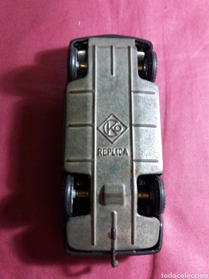 Coches a escala: Coche Mercedes descapotable CKO réplica. - Foto 3 - 145275132