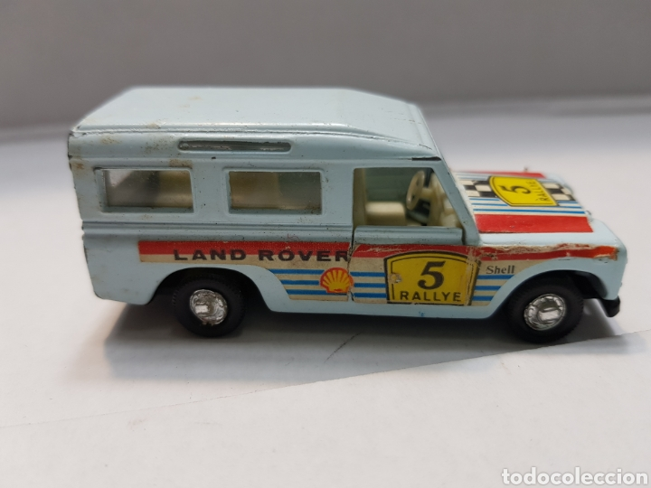 Coches a escala: Land Rover de Mira Ref 165 - Foto 2 - 145729533
