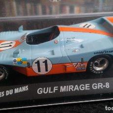 Coches a escala - Gulf Mirage GR-8 - 24 Horas de Le Mans - Altaya - 145739626