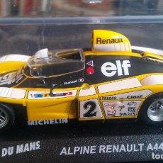 Coches a escala - Alpine Renault A442B - 24 Horas de Le Mans - Altaya - 145739974