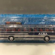 Coches a escala: AUTOBUS PEGASO 5070 SETRA SEIDA S14 (ALSA- 1967) ESCALA 1/43. Lote 194243913