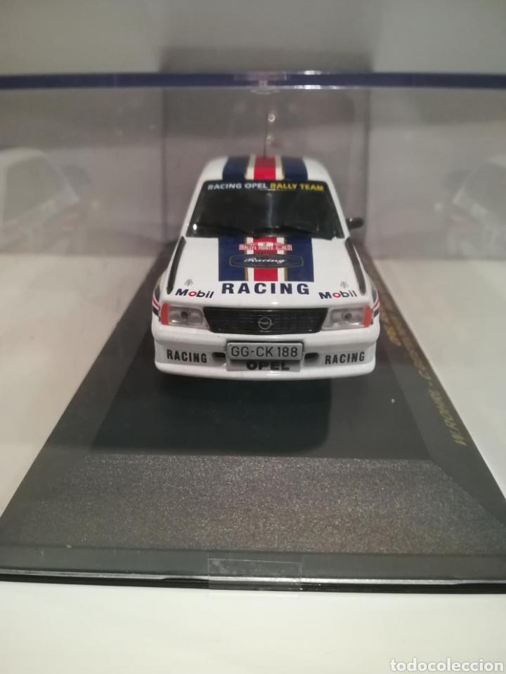Coches a escala: Opel Ascona 400, Walter Rohrl, Rally Monte Carlo 1982, Ixo-altaya - Foto 2 - 146596532