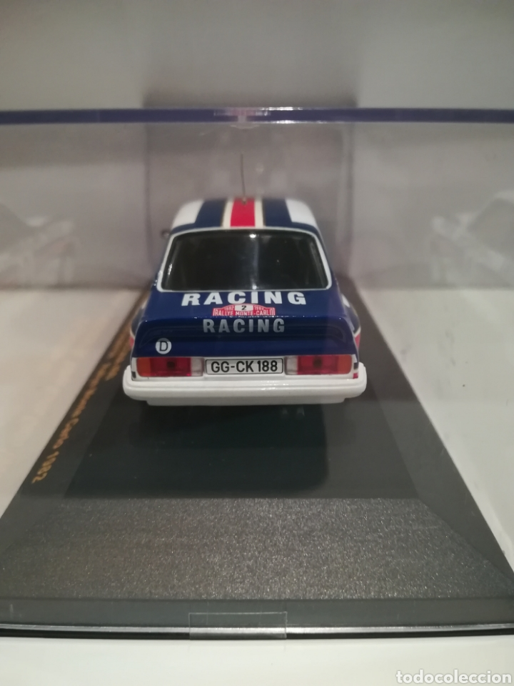 Coches a escala: Opel Ascona 400, Walter Rohrl, Rally Monte Carlo 1982, Ixo-altaya - Foto 4 - 146596532