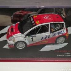 Coches a escala - Citroen C2 S1600, Dani Sordo, Rallye Cantabria Infinita 2005, Ixo-altaya - 146811020