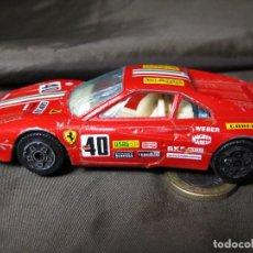 Coches a escala: BURAGO 1/43 FERRARI GTO VER FOTOS. Lote 147091482