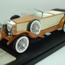 Coches a escala: FIAT 519S TORPEDO 1923 RIO ESCALA 1:43. Lote 147206778