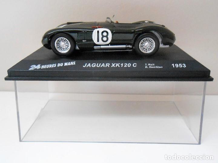 1953 Hamilton 2427 43 Rolt 24 Du Coche Horas 1 Le Mans Heures Xk120c Car 143 Jaguar POw8n0kX