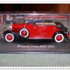 Coches a escala: HISPANO SUIZO H6C 1934 VER FOTOS PARA ESTADO. Lote 147523594