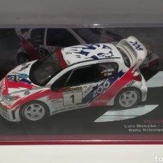 Coches a escala - Peugeot 206 WRC, Luís Monzon, Rally Príncipe de Asturias 1993, Ixo-altaya - 147550665