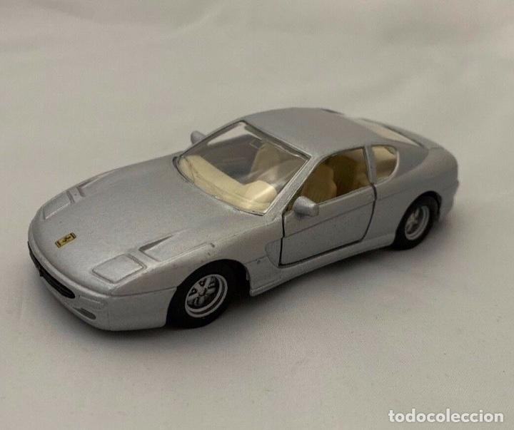 Coches a escala: Ferrari 456 GT 1/39 de Maisto Ferrari miniatura metal - Foto 2 - 147580766