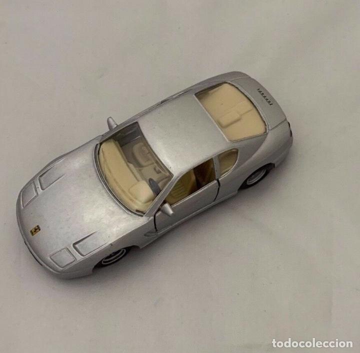 Coches a escala: Ferrari 456 GT 1/39 de Maisto Ferrari miniatura metal - Foto 3 - 147580766