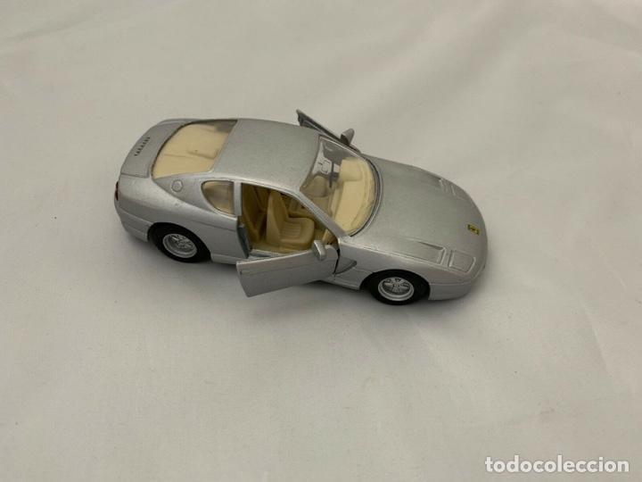 Coches a escala: Ferrari 456 GT 1/39 de Maisto Ferrari miniatura metal - Foto 6 - 147580766