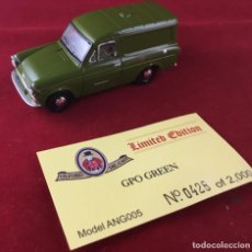 Coches a escala: MAGNÍFICA FORD ANGLIA VAN, MODEL ANG005, POST OFFICE TELEPHONE. Lote 147971002