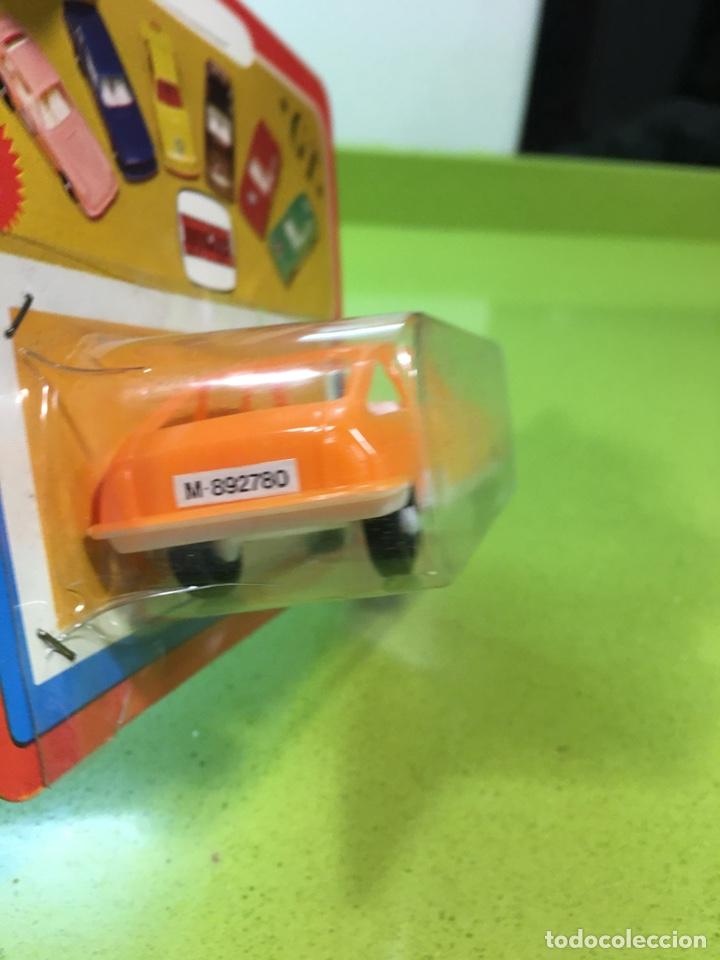 Coches a escala: Citroen Gs de Novolinea escala 1:43, plásticos Albacete - Foto 6 - 148260852